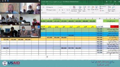 Photo of ورشة عمل افتراضية حول تخطيط وإعداد ميزانية المصادر المحلية للبلديات
