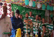 Photo of نادي النصر يكرم فريق عمل شط الحرية