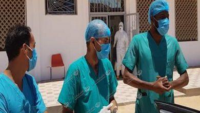 Photo of خمس حالات شفاء تغادر مركز العزل في براك الشاطئ