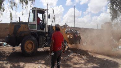 Photo of حملة تطوعية لتنظيف الشوارع بمنطقة سيدي سليم جنوب طرابلس