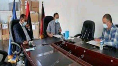 Photo of بلدية الشويرف تستلم تجهيزات لمقاومة فيروس (كورونا)