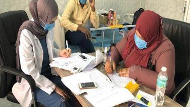 Photo of مشرفة الرصد بسبها : نفاذ المسحات الخاصة بسحب العينات