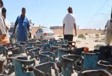 Photo of بدء توزيع إسطوانات الغاز على المواطنين ببني وليد