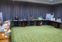Photo of اجتماع مدير المرافق والإسكان بنغازي مع رؤساء المكاتب والفروع بالبلديات