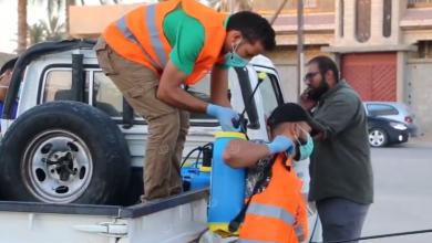 Photo of انطلاق حملة تعقيم مدن الجنوب الشرقي بمدينة إجخرة