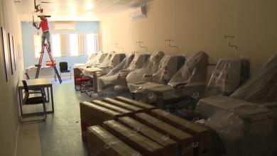 Photo of قسم غسيل الكُلى بمستشفى السبيعة يستكمل تجهيزاته ويستعد لاستقبال المرضى