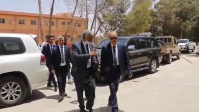 Photo of مدير صندوق الإنماء الإقتصادي يزور شركة الصناعات الصوفية ببني وليد