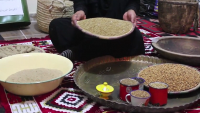 Photo of (التكرة) أكلة شعبية قديمة مشهورة في جالو