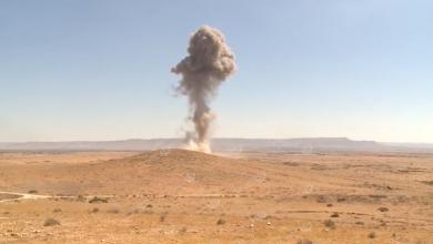 Photo of إعدام (15) طن من العبوات الناسفة ومخلفات حرب جنوب طرابلس