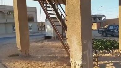 Photo of سكان منطقة المناسلة في بني وليد يناشدون الجهات المسؤولة صيانة الخزان