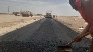 Photo of تواصل أعمال الصيانة بمطار سبها استعدادا لعودة الرحلات الجوية