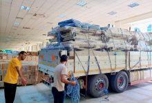 Photo of إرسال قافلة طبيّة إلى مدينة الخمس لمكافحة فيروس (كورونا)