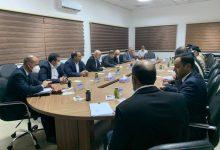 Photo of مدير الإدارة العامة لأمن السواحل يشارك في الاجتماع التقابلي مع وفد الحكومة المالطية