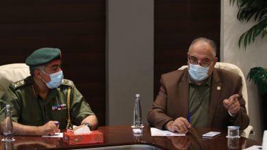 Photo of اللجنة العليا لمكافحة وباء (كورونا) تنوه لدور الإعلام في رفع حالة الوعي لدى المواطن