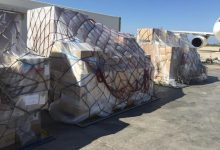 Photo of طائرة شحن محمّلة بمشغلات استخلاص الحمض النووي لفيروس (كورونا) تهبط في مطار مصراتة