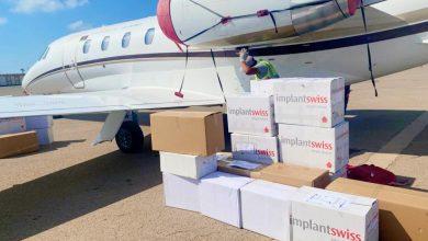Photo of شحنتا مشغلات استخلاص الحمض النووي لفيروس (كورونا) تصل مطار معيتيقة الدولي