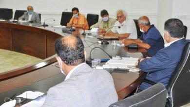 Photo of بحث إمكانية تطوير عمل هيئة السلامة الوطنية لمواكبة متطلبات العصر
