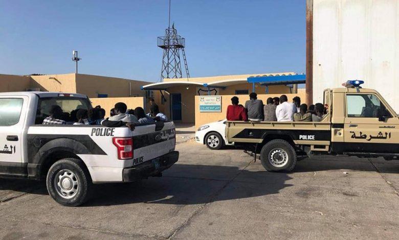 Photo of إنقاذ (24) مهاجراً غير شرعي على بعد (22) ميل شرق منطقة أبوكماش
