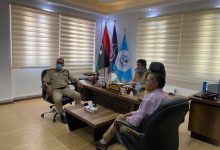 Photo of مناقشة حماية الآثار ومحاربة تهريبها مع (الانتربول)