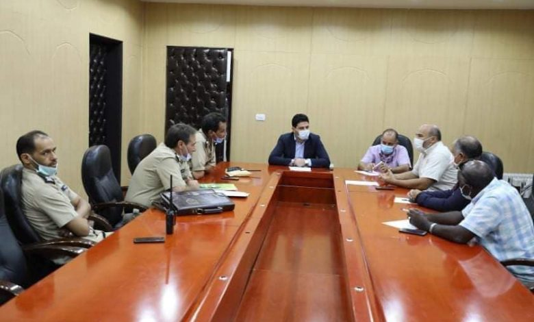 Photo of تعاون مشترك بين مركز الرقابة على الأغذية والأدوية وجهاز الشرطة الزراعية
