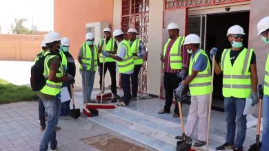 Photo of انطلاق الحملة التوعوية لإدارة المخلفات الصلبة في غدامس تحت عنوان (وحش القمامة)