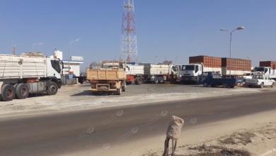 Photo of ازدحام على محطات توزيع وقود الديزل ببنغازي