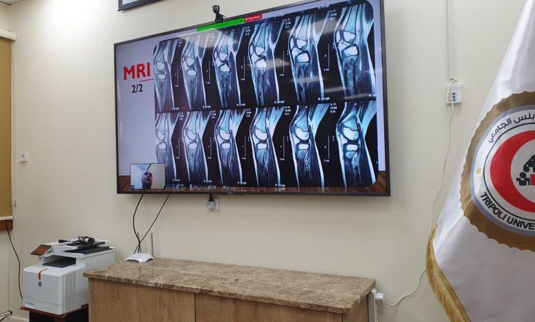 Photo of برنامج طبي تعليمي عبر الربط بين مستشفيات (طرابلس – بنغازي- مصراتة – صبراتة)