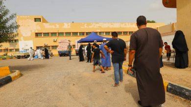 Photo of توزيع سلات غذائية للأسر ذوى الدخل المحدود داخل نطاق بلدية أبوسليم
