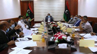 Photo of اجتماع استثنائي لوزير العدل بالإدارات والمكاتب والأجهزة والجهات التابعة للوزارة