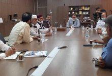 Photo of الاتفاق على عدد من المشاريع العاجلة بمدينة سلوق