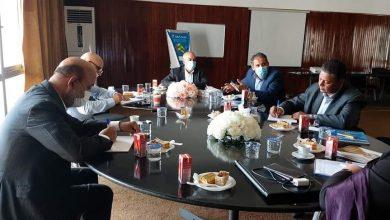 Photo of لجنة وضع الخطة التدريبية للباحثين عن العمل تجتمع في طرابلس