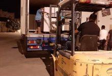 Photo of شحنة من تحصينات الأطفال تصل إلى مخازن جهاز الإمداد الطبي
