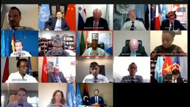 Photo of إحاطة للممثل الخاص للأمين العام للأمم المتحدة في ليبيا بالإنابة حول الأوضاع في ليبيا