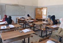 Photo of انطلاق الامتحانات النهائية لطلاب كلية التربية أوباري