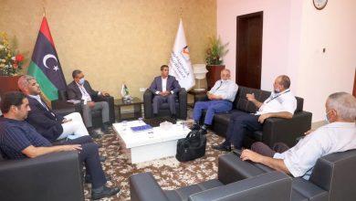 Photo of اجتماع لبحث التعاون بين المفوضية والبلديات لدعم أي عملية انتخابية مرتقبة