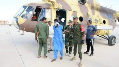 Photo of القبض على مجموعة تقوم بقطع الطريق أمام المواطنين المارة والصيادين بالصحراء