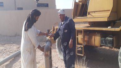 Photo of بلدية نسمة تدعم فرع شركة المياه والصرف الصحي بثلاث مضخات غاطسة