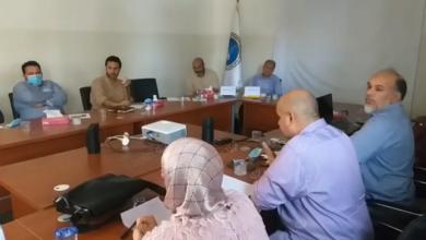 Photo of جامعة صبراتة تنظم ندوة حول البحوث العلمية والرسائل الجامعية