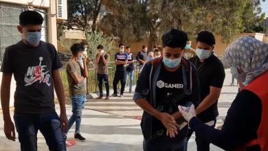 Photo of (2850) طالبا وطالبة يؤدون امتحانات الشهادة الإعدادية باجدابيا