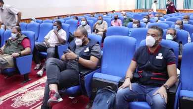 Photo of وصول فريق الوطني لمكافحة الأمراض (البعثة الليبية الإيطالية) غدامس