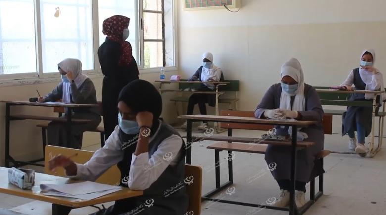 Photo of تواصل امتحانات الشهادة الإعدادية بجالو