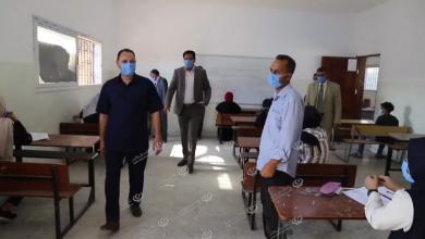 Photo of وكيل التربية والتعليم يتفقد المؤسسات التعليمية بقمينس