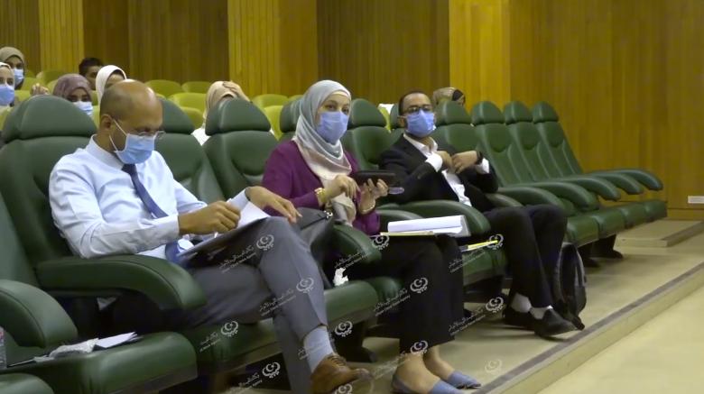 Photo of اختتام دورة مكافحة العدوى بالمستشفيات والوحدات الصحية ببنغازي