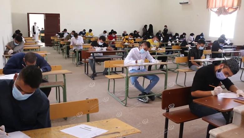 Photo of انطلاق امتحانات الشهادة الثانوية ببلدية إجخرة