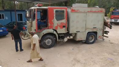 Photo of استرجاع سيارة إنقاذ لقسم السلامة الوطنية صرمان بعد فقدانها منذ عام 2011
