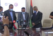 Photo of عميد بلدية (ككلة) المنتخب يؤدي القسم القانوني