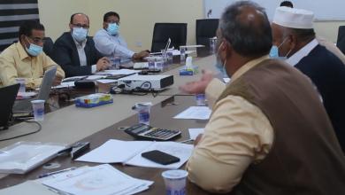 Photo of مالية جالو تشرع في مناقشة الميزانية التقديرية للعام (2021)