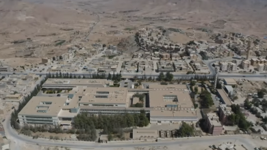 Photo of تجهيز مبنى إيوائي ملحق بمستشفى نالوت المركزي