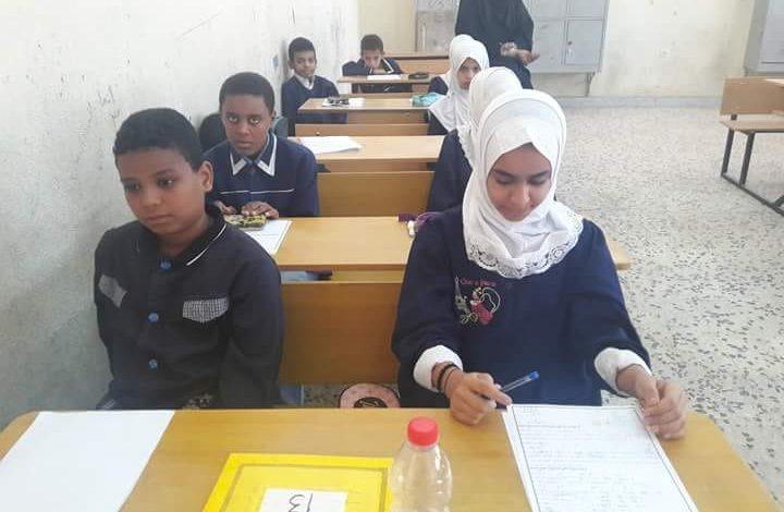 Photo of أكثر من (200) ألف طالب يتقدمون للامتحانات النهائية بمختلف مراقبات التعليم