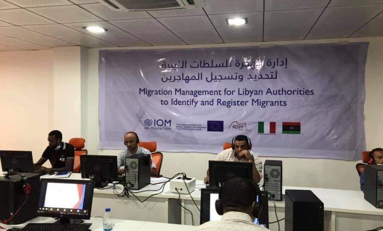 Photo of إطلاق البرنامج التدريبي بين جهاز مكافحة الهجرة غير الشرعية والمنظمة الدولية للهجرة (IOM)
